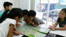 2016 Summer Vacation Activities - Week 4 playing board games